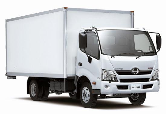 HINO 300 7.5 т со стандартной кабиной