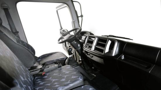 интерьер кабины HINO 500 (GD)