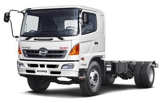 HINO 500 (GH) 17.5 тонный