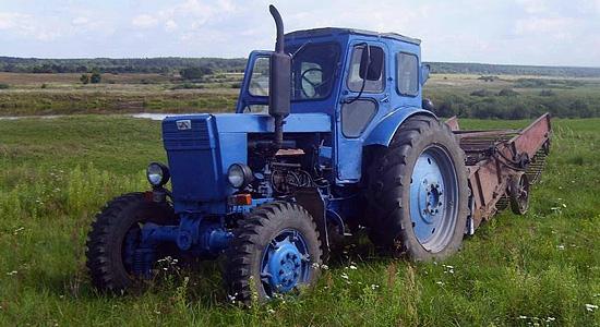 Т-40 (трактор) на IronHorse.ru ©