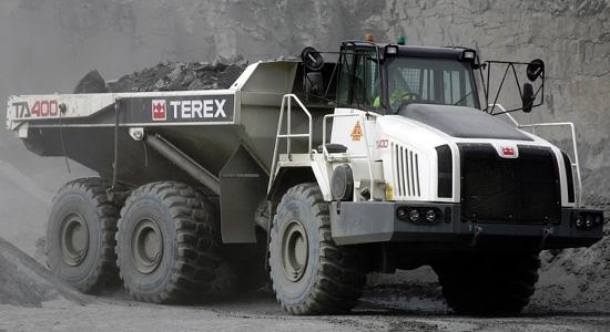 Terex TA400 на IronHorse.ru ©