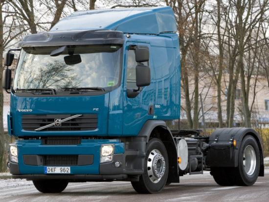 седельный тягач Volvo FE (2006-2013)