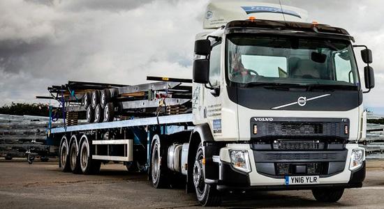 Volvo FE 2019-2020 (седельный тягач) на IronHorse.ru ©