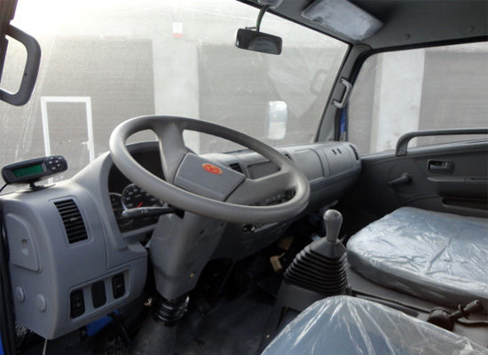 в кабине BAW 33460 (1065) Fenix