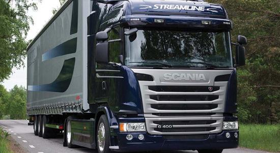 Scania G400 (тягач 4x2) на IronHorse.ru ©