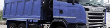 Scania G440 (самосвал 6x6) на IronHorse.ru ©