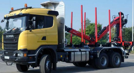 Scania G480 (лесовоз 6x6) на IronHorse.ru ©