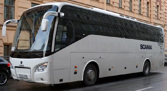 Scania Higer A80 на IronHorse.ru ©