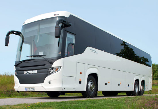 Scania Touring HD 6x2*4