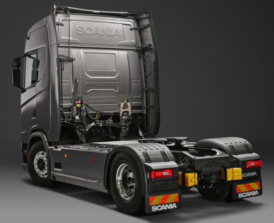 Scania S500 4x2 Highline