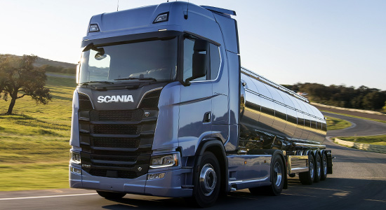 Scania S730 V8 (тягач 4x2) на IronHorse.ru ©