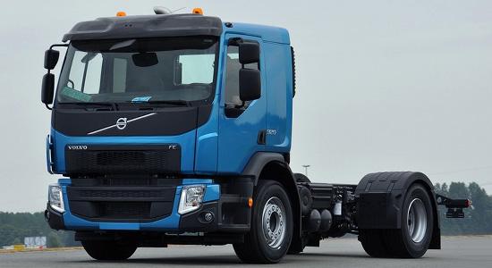 Volvo FE 2019-2020 (шасси) на IronHorse.ru ©