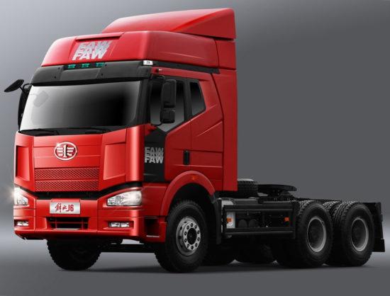 FAW J6 CA 4250