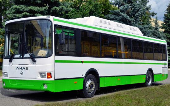 ЛиАЗ-525657 CNG