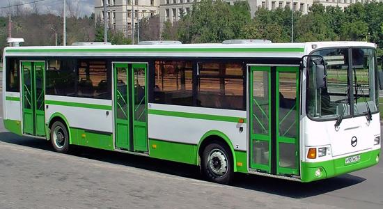 ЛиАЗ-5256 (городские) на IronHorse.ru ©