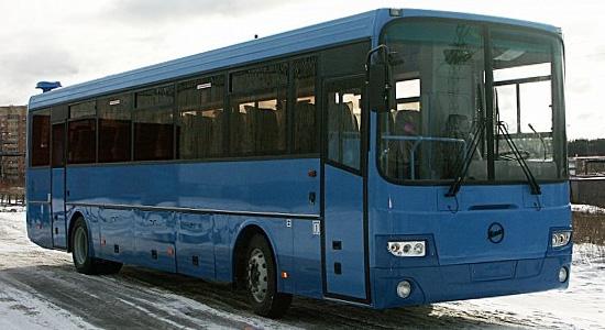 ЛиАЗ-525661 (междугородный) на IronHorse.ru ©