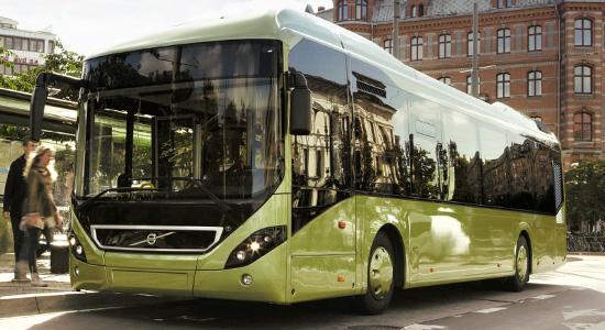 Volvo 7900 на IronHorse.ru ©