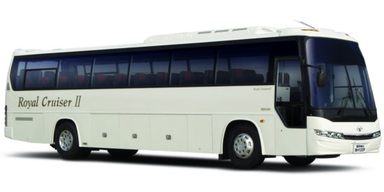 Daewoo BH120F Royal Cruiser II