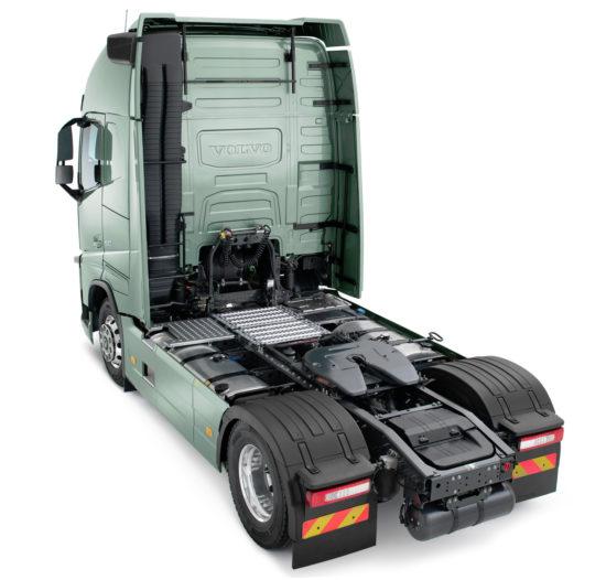 седельный тягач Volvo FH13 3-го поколения
