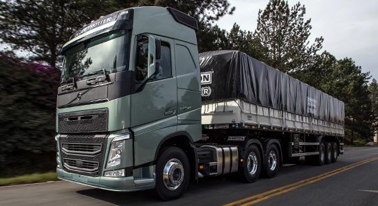 Volvo FH13 (2018-2019) на IronHorse.ru ©