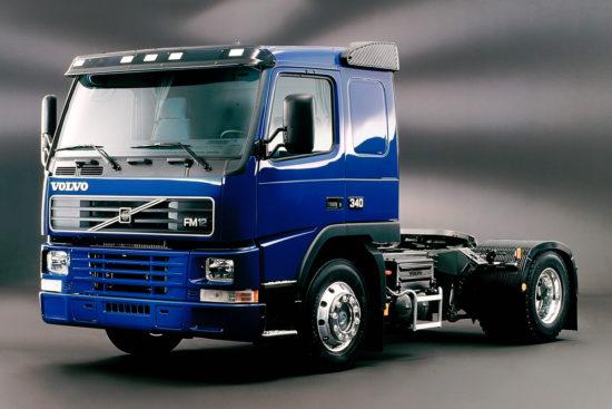 седельный тягач Volvo FM 1-го поколения
