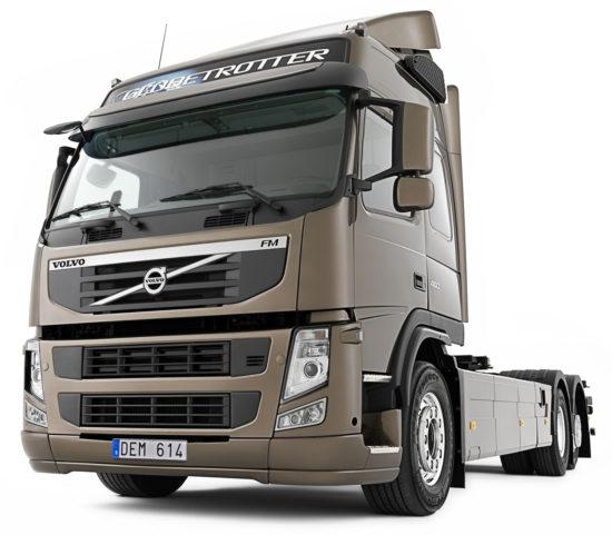 обновленный Volvo FM 2-го поколения