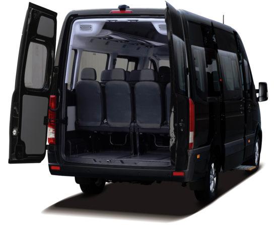 Hyundai H350 Minibus