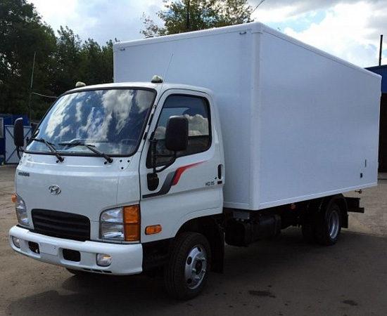 фургон Хендай HD35