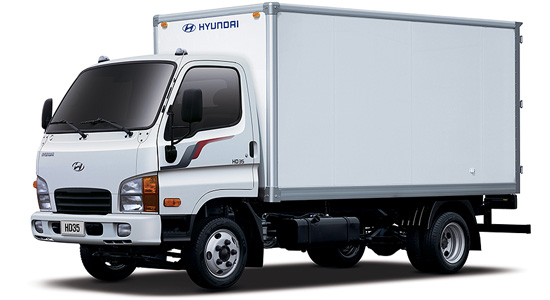 Hyundai HD35 (фургон) на IronHorse.ru ©
