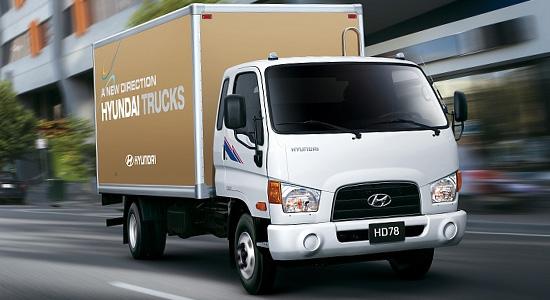 Hyundai HD78 (фургон) на IronHorse.ru ©
