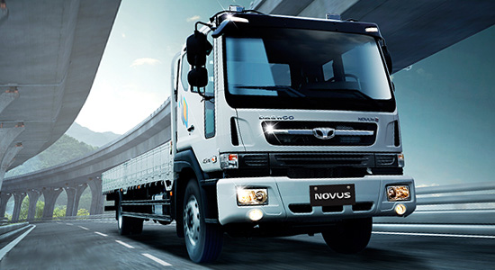 Daewoo Novus SE (medium) на IronHorse.ru ©