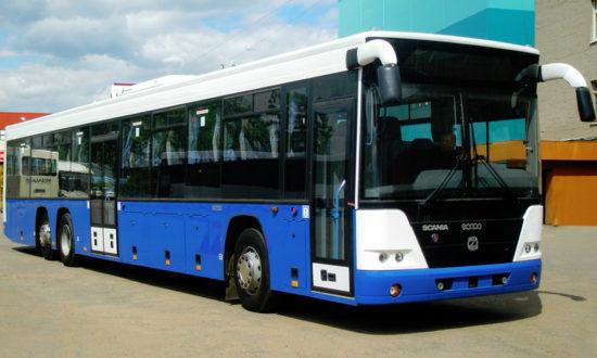 Scania-ЛиАЗ VOYAGE L (ГолАЗ-525110 )