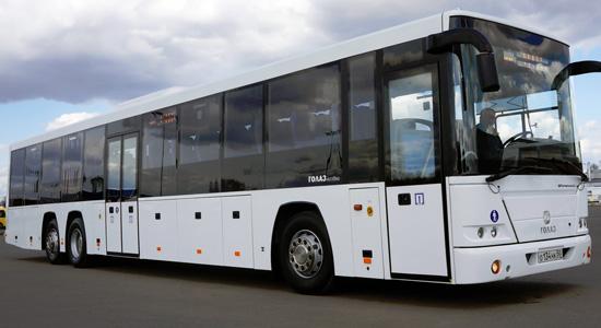 Scania-ЛиАЗ VOYAGE (L) на IronHorse.ru ©