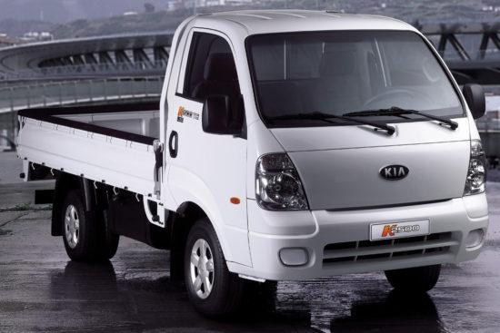 КИА Бонго 3 (2004-2012)