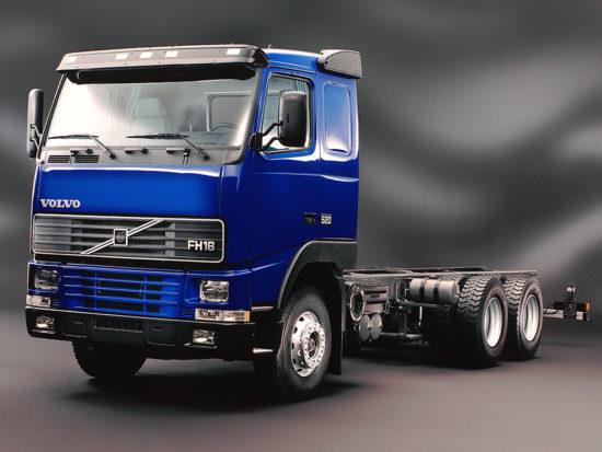 шасси Volvo FH 1-го поколения