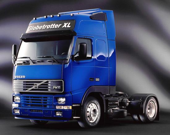 седельный тягач Volvo FH 1-го поколения