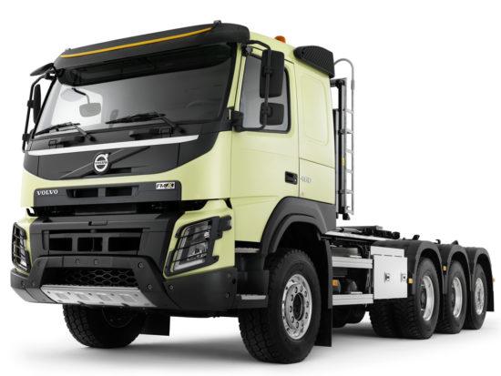 Volvo FMX 2-го поколения
