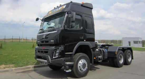 Volvo FMX 6x6 (тягач) на IronHorse.ru ©