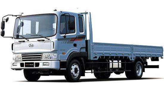 бортовой Hyundai HD120