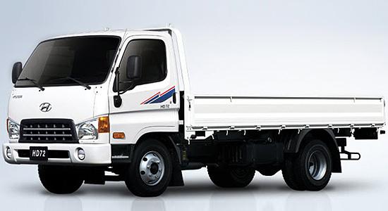Hyundai HD72 на IronHorse.ru ©