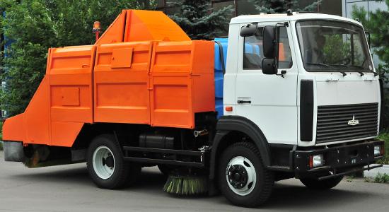 МАЗ-4570 (шасси) на IronHorse.ru ©