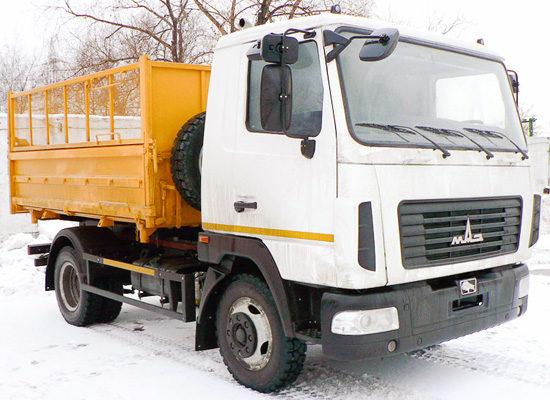 МАЗ-4571Р2