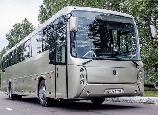 междугородний НефАЗ-5299 (2014 модельного года)