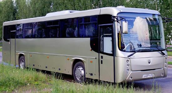 НефАЗ-5299 (междугородние) на IronHorse.ru ©