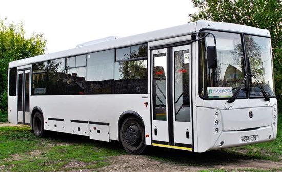 пригородный НефАЗ-5299 (2014 модельного года)