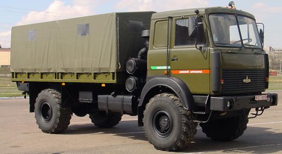 МАЗ-5316 на IronHorse.ru ©