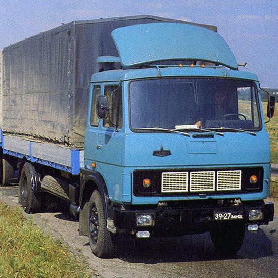 МАЗ-5336 (1988 года)