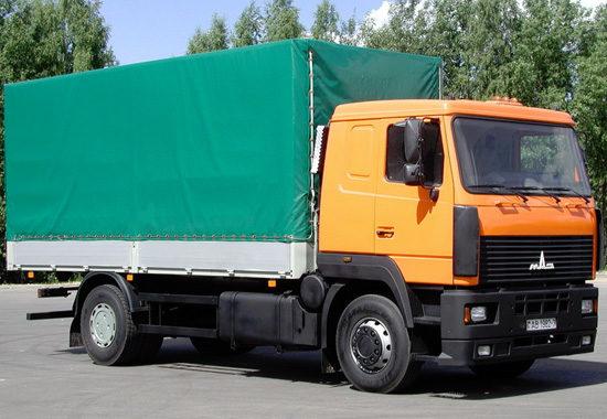 МАЗ-5340 (дорестайлинговый)
