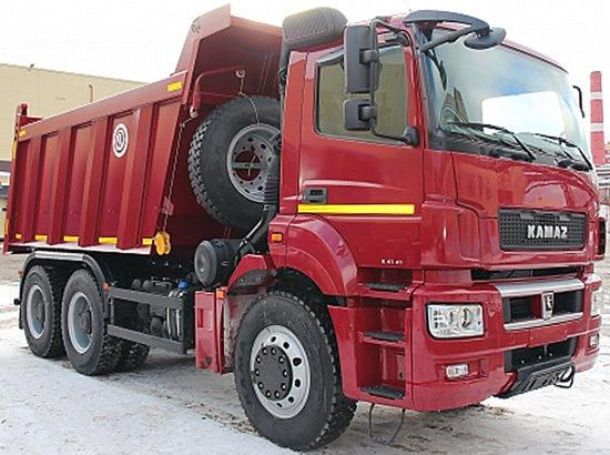 КамАЗ-6580-K5