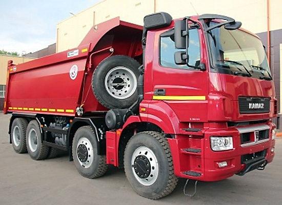 КамАЗ-65801